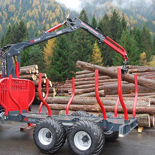 Prächtig Holztechnik Südtirol: BEHA, PERZL, POSCH und BALFOR #DR_19